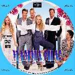miniatura Mamma Mia La Pelicula Custom V2 Por Menta cover cd