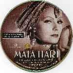 miniatura Mata Hari 1932 Por Malevaje cover cd