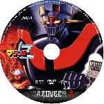 miniatura Mazinger Z Dvd 01 Custom V2 Por Estre11a cover cd