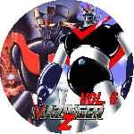 miniatura Mazinger Z Dvd 06 Custom Por Ronald Arevalo cover cd