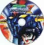 miniatura Mazinger Z Remasterizada Volumen 02 Disco 02 Por Titoproducciones cover cd