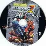 miniatura Mazinger Z Remasterizada Volumen 03 Disco 02 Por Titoproducciones cover cd