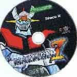 miniatura Mazinger Z Remasterizada Volumen 04 Disco 02 Por Titoproducciones cover cd