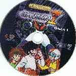 miniatura Mazinger Z Remasterizada Volumen 05 Disco 01 Por Titoproducciones cover cd