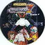miniatura Mazinger Z Remasterizada Volumen 05 Disco 02 Por Titoproducciones cover cd