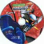 miniatura Mazinger Z Remasterizada Volumen 06 Disco 02 Por Titoproducciones cover cd