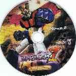 miniatura Mazinger Z Remasterizada Volumen 10 Disco 02 Por Titoproducciones cover cd