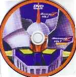 miniatura Mazinger Z Volumen 01 Por Mmatey cover cd