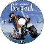 miniatura Mi Amigo El Fantasma Custom Por Solonely cover cd