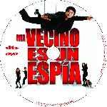 miniatura Mi Vecino Es Un Espia Custom Por Flanderz13 cover cd