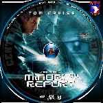 miniatura Minority Report Custom V5 Por Gabri2254 cover cd