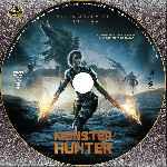 miniatura Monster Hunter Custom V4 Por Camarlengo666 cover cd