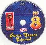 miniatura Morbo Num 8 Xxx Por Silke cover cd