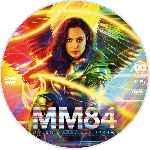 miniatura Mujer Maravilla 1984 Custom Por Mrandrewpalace cover cd