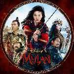 miniatura Mulan 2020 Custom V3 Por Ferozbbb cover cd