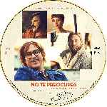 miniatura No Te Preocupes No Llegara Lejos A Pie Por Camarlengo666 cover cd
