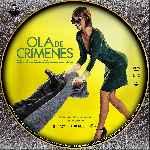 miniatura Ola De Crimenes 2018 Custom Por Jsesma cover cd