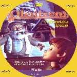 miniatura Olentzero Gabonetako Ipuina Un Cuento De Navidad Custom Por Menta cover cd
