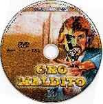 miniatura Oro Maldito Por Lukiluke cover cd