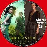 miniatura Outlander Temporada 01 Disco 01 Custom Por Tinchomon cover cd