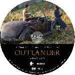 miniatura Outlander Temporada 01 Disco 01 Custom V2 Por Darioarg cover cd