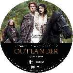 miniatura Outlander Temporada 01 Disco 02 Custom V2 Por Darioarg cover cd