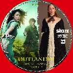 miniatura Outlander Temporada 01 Disco 04 Custom Por Tinchomon cover cd
