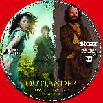 miniatura Outlander Temporada 01 Disco 06 Custom Por Tinchomon cover cd