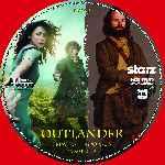 miniatura Outlander Temporada 01 Disco 06 Custom Por Tinchomon cover cd