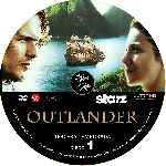 miniatura Outlander Temporada 03 Disco 01 Custom V2 Por Putho cover cd
