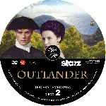 miniatura Outlander Temporada 03 Disco 02 Custom V2 Por Putho cover cd