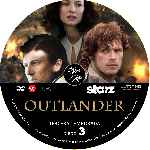 miniatura Outlander Temporada 03 Disco 03 Custom V2 Por Putho cover cd