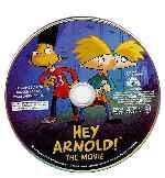 miniatura Oye Arnold La Pelicula Por Marques cover cd