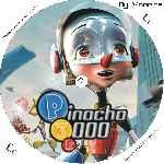 miniatura P3k Pinocho 3000 Custom Por Moneiba cover cd