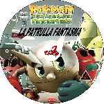 miniatura Pac Man Y Las Aventuras Fantasmales La Patrulla Fantasma Custom Por Corsariogris cover cd