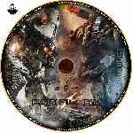 miniatura Pacific Rim Custom V07 Por Jsesma cover cd