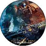 miniatura Pacific Rim Custom V09 Por Alfix0 cover cd
