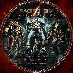 miniatura Pacific Rim Insurreccion Custom V2 Por Ferozbbb cover cd