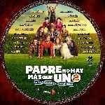 miniatura Padre No Hay Mas Que Uno 2 La Llegada De La Suegra Custom Por Ferozbbb cover cd