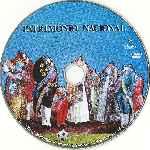 miniatura Patrimonio Nacional V2 Por Condozco Jones cover cd