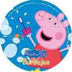 miniatura Peppa Pig Burbujas Custom Por Putho cover cd