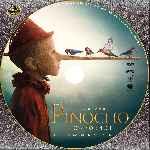 miniatura Pinocho 2019 Custom Por Camarlengo666 cover cd