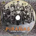 miniatura Piranas Los Ninos De La Camorra Custom Por Camarlengo666 cover cd