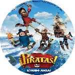 miniatura Piratas 2012 Custom Por Chechelin cover cd