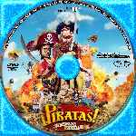 miniatura Piratas Una Loca Aventura Custom Por Piller cover cd