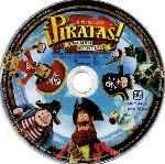 miniatura Piratas Una Loca Aventura Region 4 Por Nickelaos cover cd