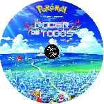 miniatura Pokemon El Poder De Todos Custom Por Putho cover cd