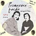 miniatura Primavera Tardia Custom Por Oscarpiri cover cd