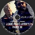 miniatura Que Paso Ayer Parte Iii Custom V2 Por Kal Noc cover cd