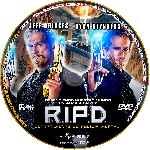 miniatura R I D Departamento De Policia Mortal Custom V09 Por Chaladuras cover cd